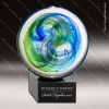 Click this Image to visit the Glass Art Trophy Awards category.