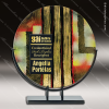 Click this Image to visit the Plate Glass Art Trophy Awards category.
