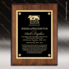 Click this Image to visit the      Walnut Finish Plaques category.
